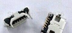 100 PCS Micro 5pin usb stecker für reparatur handy + Qualität assurance