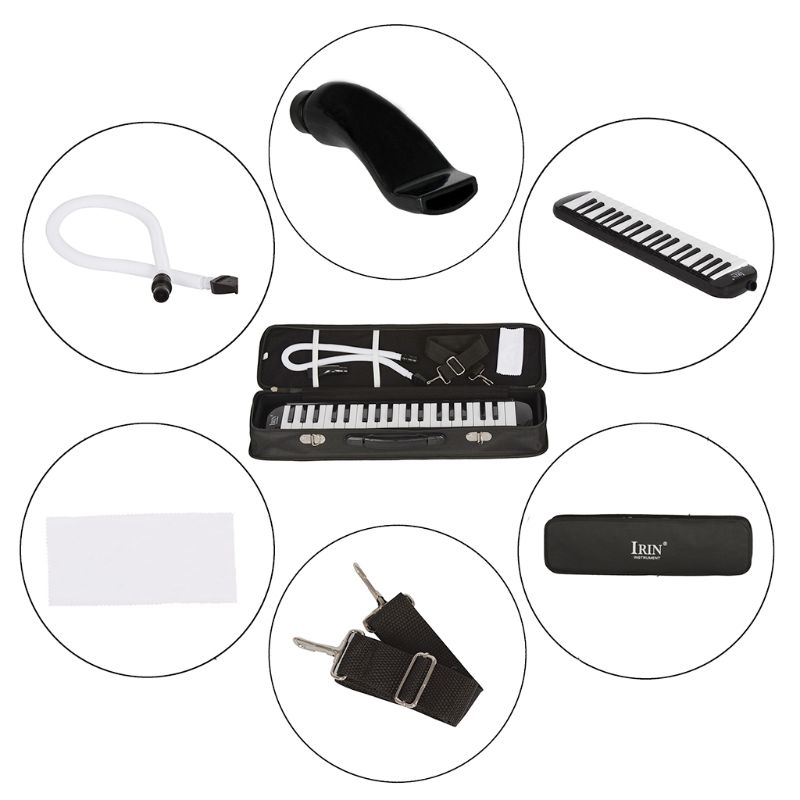 Портативная гармоника стиль музыкальный инструмент гармоника Губная гармошка Pianica металлическое пианино для детей студентов