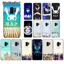 Maiyaca Kpop Astro B.a.p Day6 Phone Case untuk Samsung Galaxy S9 Plus S7 Edge S6 S10Plus S10lite S10E S8 PLUS(China)