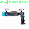 Good Quality Tail Plug Cable Induction Flex Cable Charging Board Return Key Cell Phone Parts Supplier For Samsung S5 G900i
