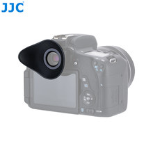 JJC Eyepiece Eyecup Viewfinder EyeShade Eye Cup for Canon EOS 5D Mark II 6D Mark II 800D 750D 77D 80D 90D Replaces Eyecup Eb Ef