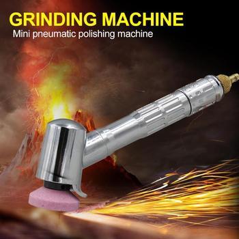 Speed-adjustable Pneumatic Grinder Air Sander Kit Polishing Buffing Tool