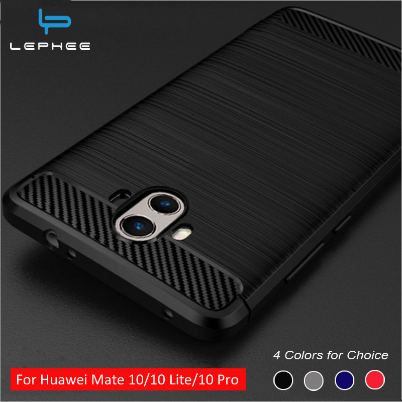 Für Huawei Mate 10 Fall Luxus Marmor Korn Harte Gehärtetem Glas Schutzhülle Zurück Abdeckung Fall Für Huawei Mate 10 Telefon Shell Handytaschen & -hüllen Angepasste Hüllen