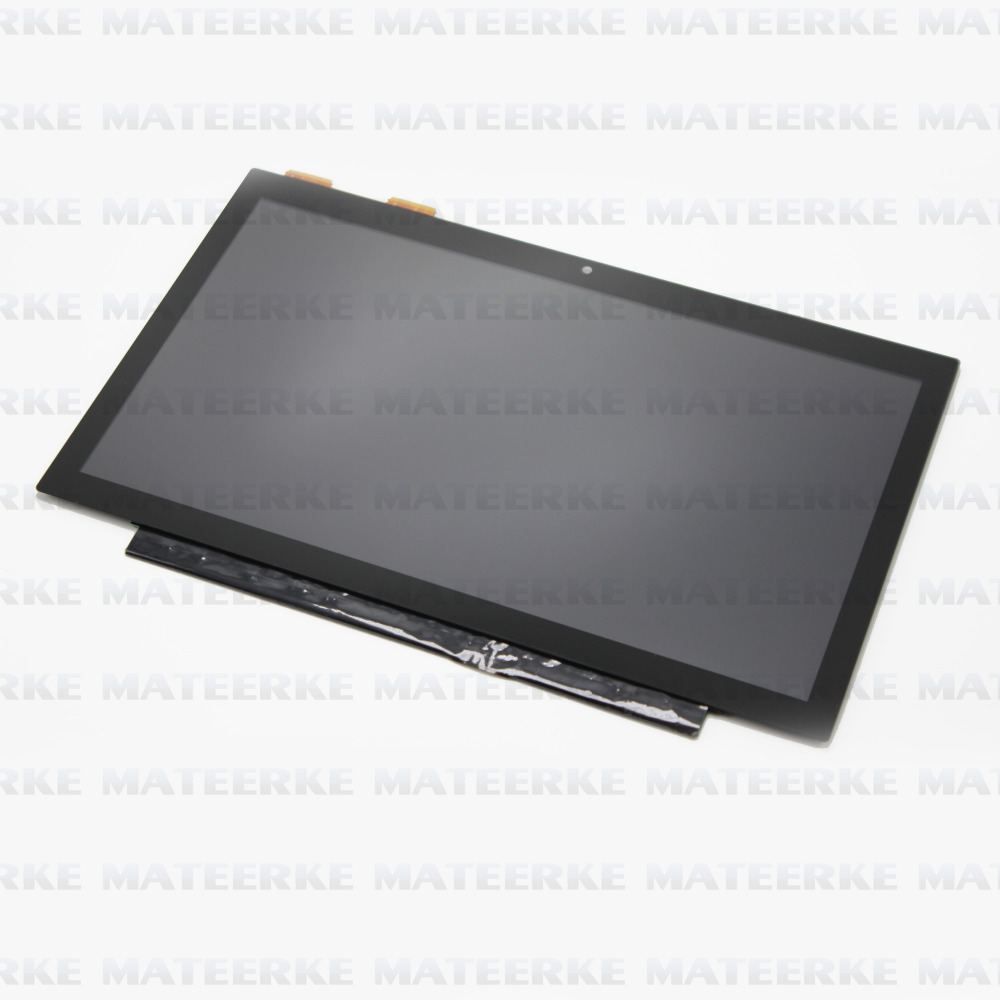 11.6 for Acer Aspire V5-122P V5-122P-0857 Lcd display+touch screen digitizer assembly replacement дефлекторы окон skyline ford focus 1 98 04 sd zx5 and zx4 mark 1 4 шт