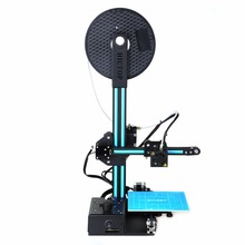 Creality Prusa i3 3D Printer Kit Easy Assembly DIY Kit Heat Bed Build Plate With Micro SD card impresora 3d Kit