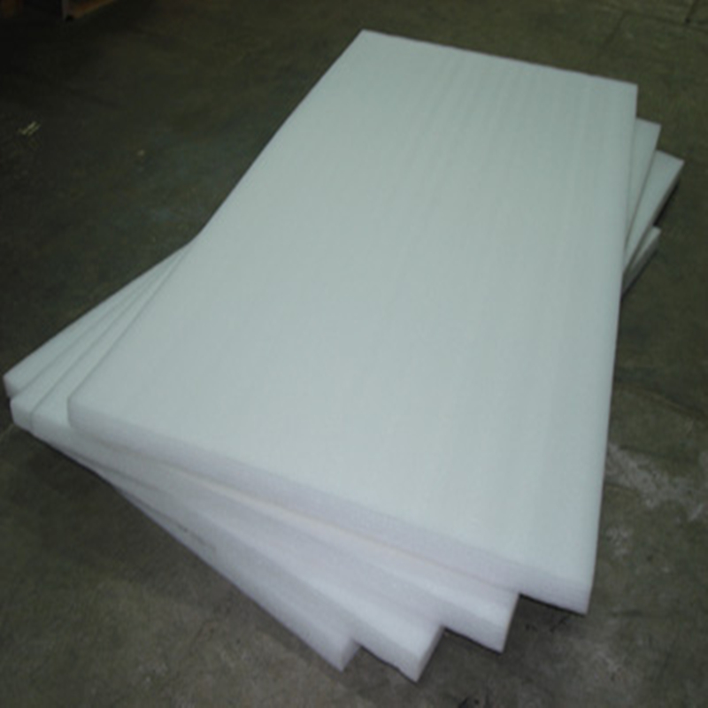Customize Made Thickness:0.4-40mm EPE Foam Sheet Protective Film Pre-cut Foam Cushion Wrap White Polyethylene Packing Gift Bag