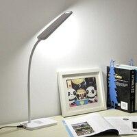 led table lamp desk table light led desk lamps flexo flexible lamp office table light bureaulamp led lamp table 3 colors switch