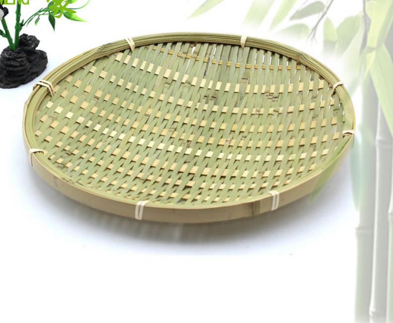 chinese bamboo plaque specialties pastoral fruit plate food dish plate decorative bamboo tray. Black Bedroom Furniture Sets. Home Design Ideas