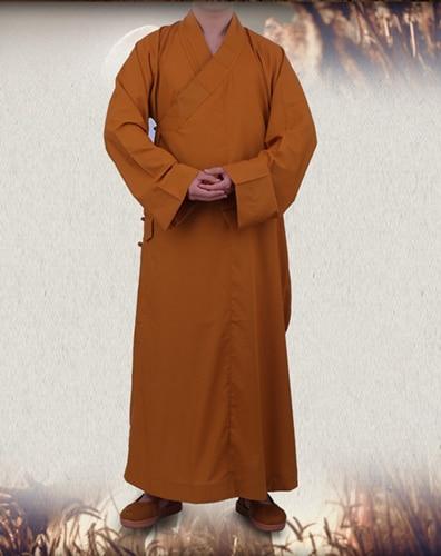 Shaolin Monk Buddhists Lay...