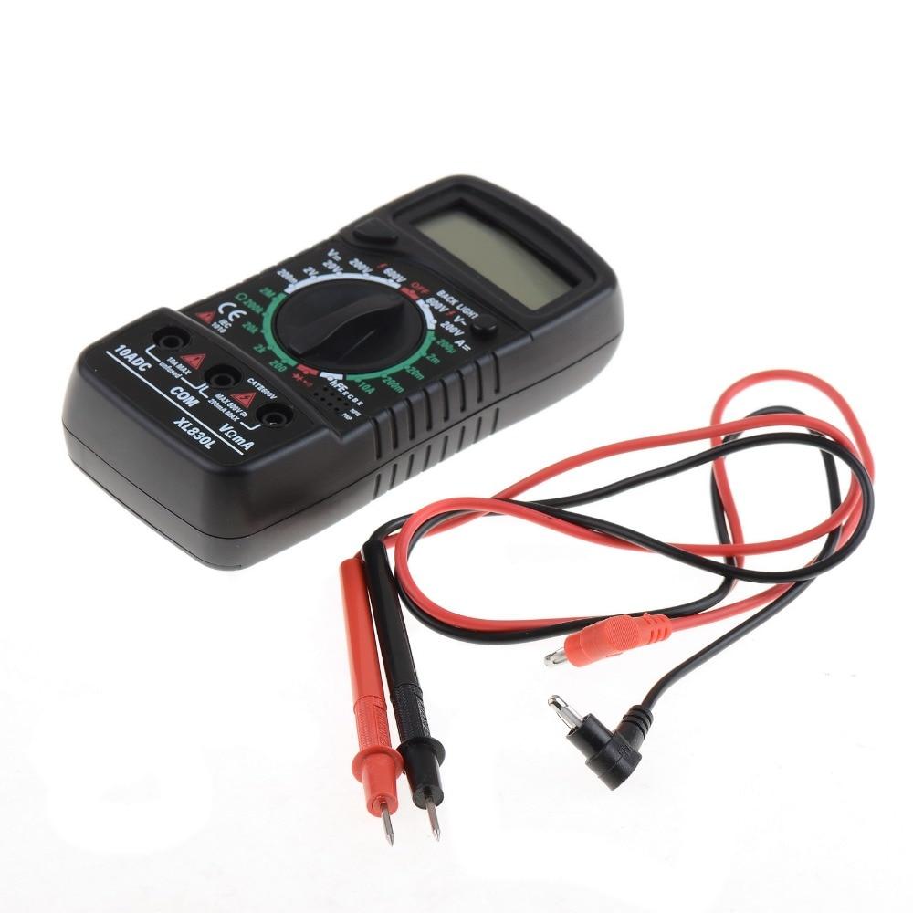 XL830L skaitmeninis multimetras Nešiojamasis daugiametis kintamos / - Matavimo prietaisai - Nuotrauka 4