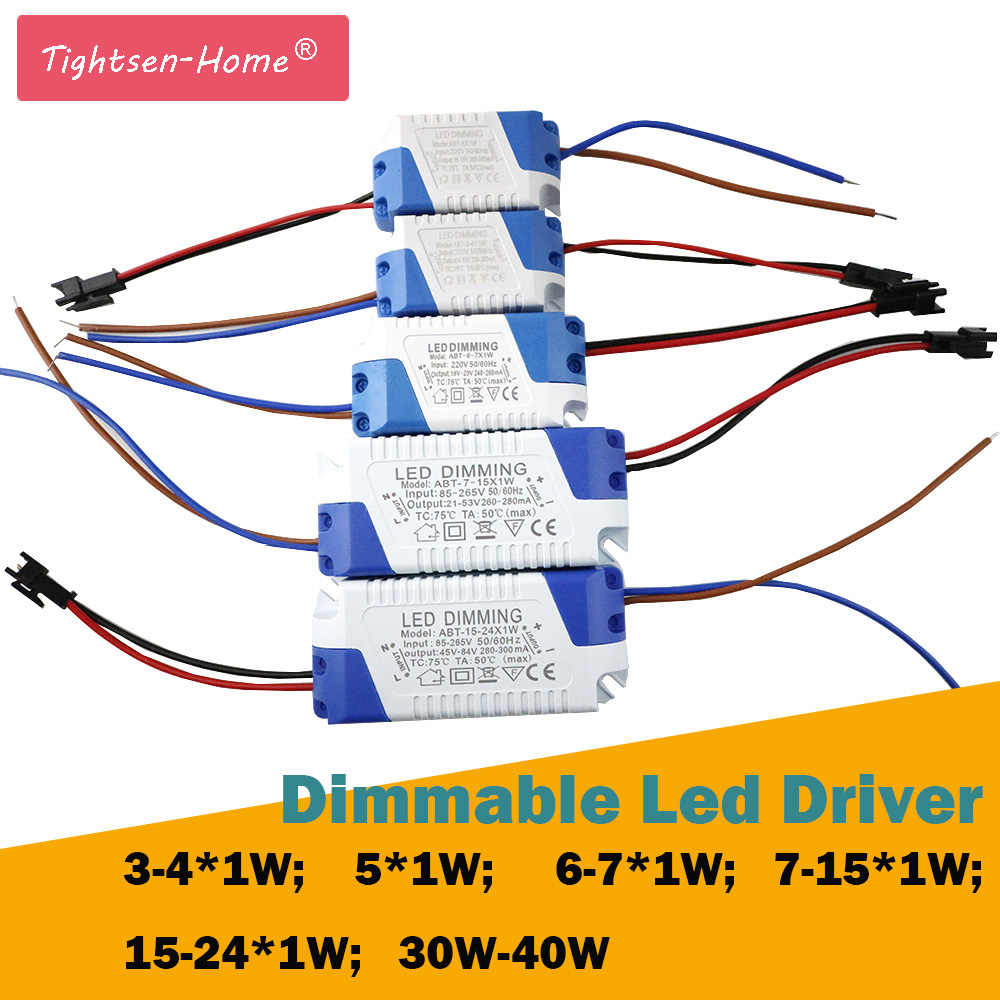 detail feedback questions about 3 40w dimmable isolated led driver ac 230v led driver dimmer circuit diagram 010v or wireless isolated [ 1000 x 1000 Pixel ]