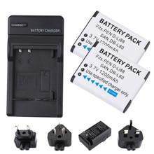 DBL80 D-LI88 DLI88  Camera Battery for Pentax Optio P70 P80 WS80 H80 H90 W90 Black Box-18 40C Box18. стоимость