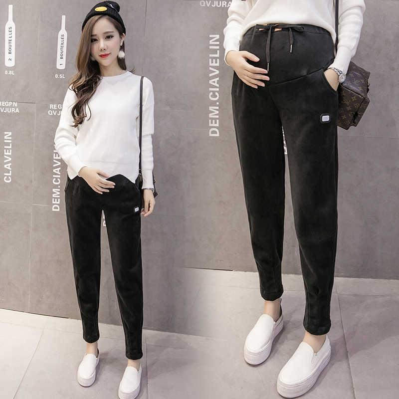 ... Модные спортивные штаны для беременных, спортивные штаны, Одежда для  беременных, повседневная одежда для ... e56b7bd085e