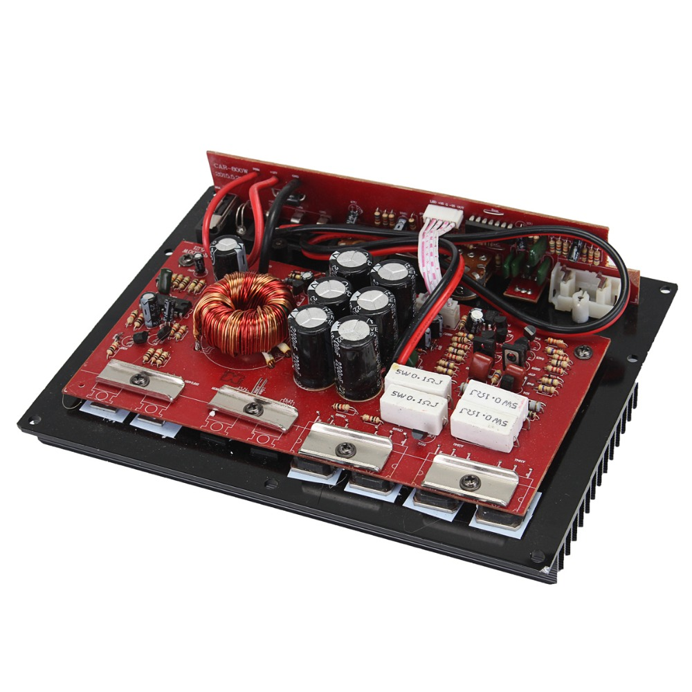 New Arrival Hifi High Power Subwoofer 200w 12v Amplifier Circuit Board Amp Mb Home