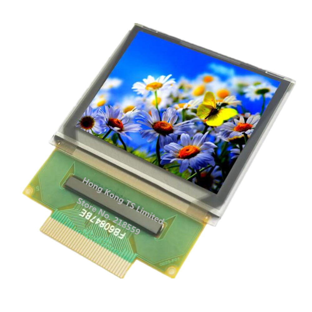Image 4 - 1.45 inch Full color OLED display 35pin 160*128 Full Color OLED display  IC : SEPS5225 UG 6028GDEAF01-in Replacement Parts & Accessories from Consumer Electronics