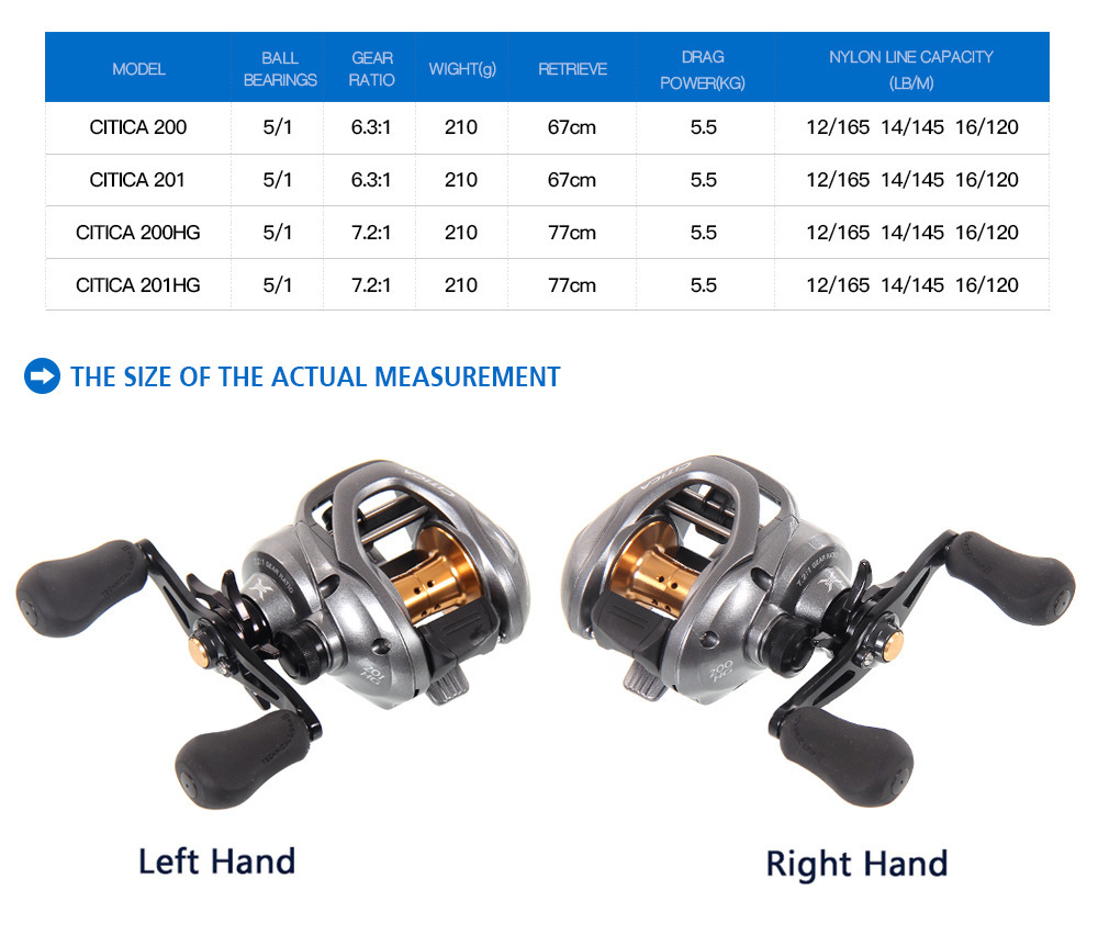 Left Right SHIMANO HRK 2