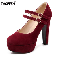 Women Stiletto High Heel Shoes Sexy Lady Platform Spring Fashion Heeled Pumps Heels Shoes Plus Big
