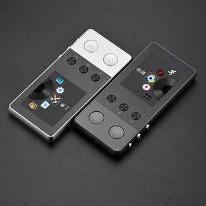 Image 5 - 2019 חדש HIFI Bluetooth MP3 נגן 8GB מוסיקת Lossless באיכות גבוהה Lossless מקליט FM Bluetooth 4.0 מתכת MP3 נגן