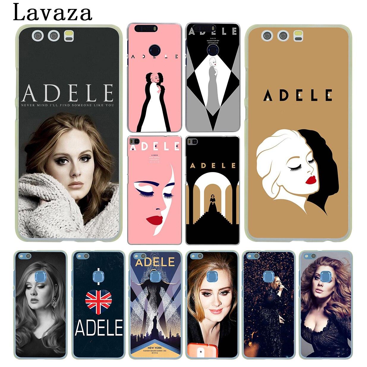 Lavaza Адель Эдкинс YOOX футляр для huawei P20 P10 P9 плюс P8 Lite мини 2015 2016 2017 P smart Коврики 10 9 Lite Pro