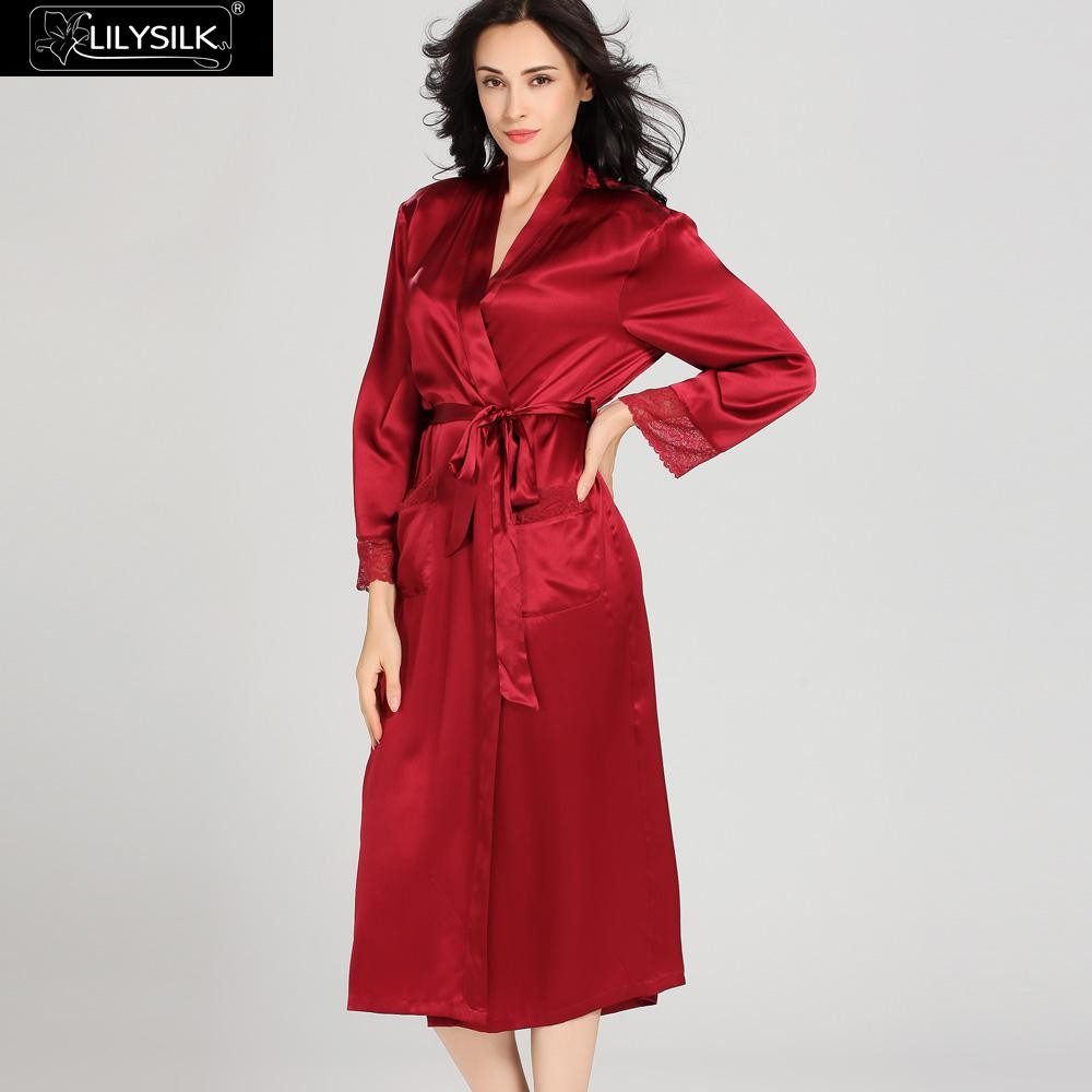 1000-claret-22-momme-flowing-lace-silk-nightgown-&-dressing-gown-set-02