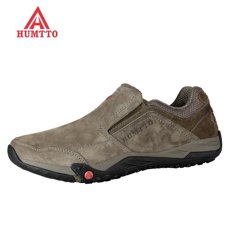 Nouvelles chaussures de randonnée en plein air trekking zapatillas deportivas camping hombre escalade senderismo chasse bottes hommes sport en cuir
