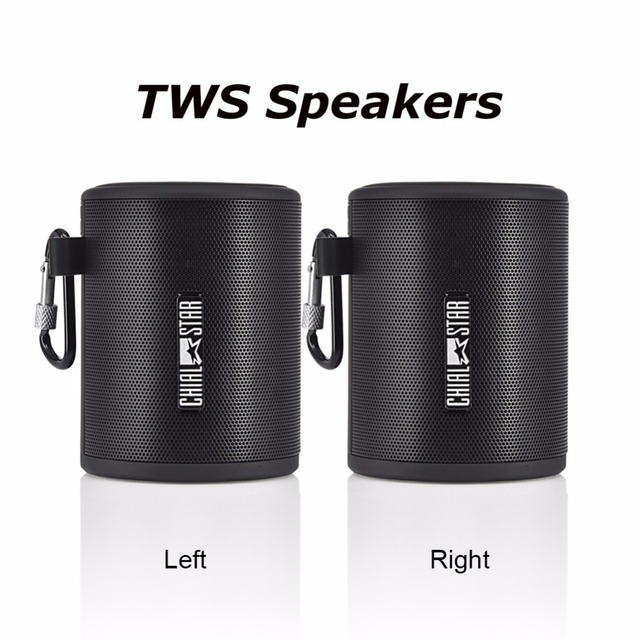 f57bfb77d43 TWS Bluetooth Speakers M3 Dual Paired 5W*2 Pcs Portable Wireless Speaker  Strong Bass Audio