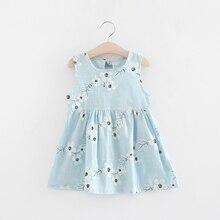 2018 Jauni bērni meiteņu kleitas Chiffion Polka Dot kroku Sundress Bowknot jostas kleita meitene kleita Princesse Enfant Fille