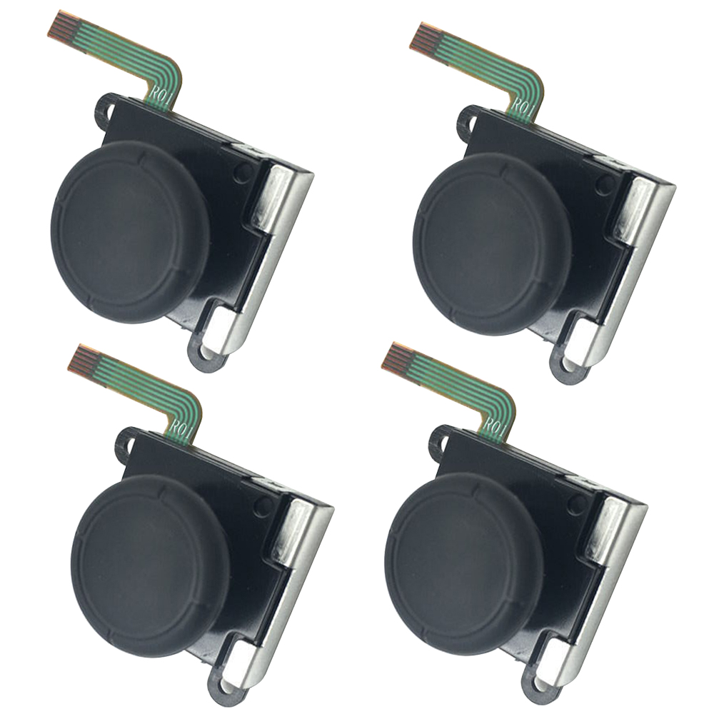 3D analogique joystick Thumb Bâtons capteur remplacement pour Nintend Commutateur NS Joie Con contrôleur pièces De Réparation Noir