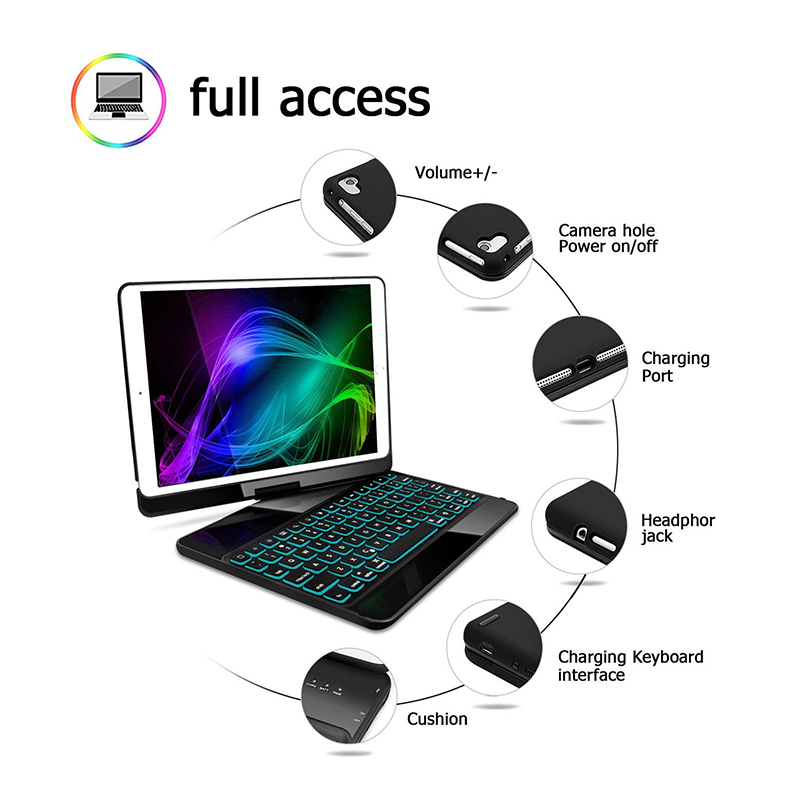4 For iPad pro 105 keyboard