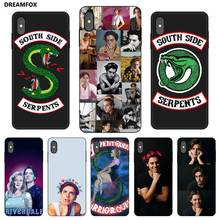 P188 Riverdale Jughead Jones Black Silicone Case Cover For Apple iPhone 11 Pro XR XS Max X 8 7 6 6S Plus 5 5S SE iyicao jughead jones riverdale soft black silicone case for iphone 11 pro xr xs max x or 10 8 7 6 6s plus 5 5s se