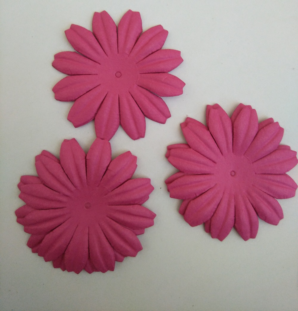 45mm Paper Flowersscrapbook Decorationcerise15pcslotscrapbooking Paper Flowers In Embellishments From Home Garden On Aliexpress Alibaba