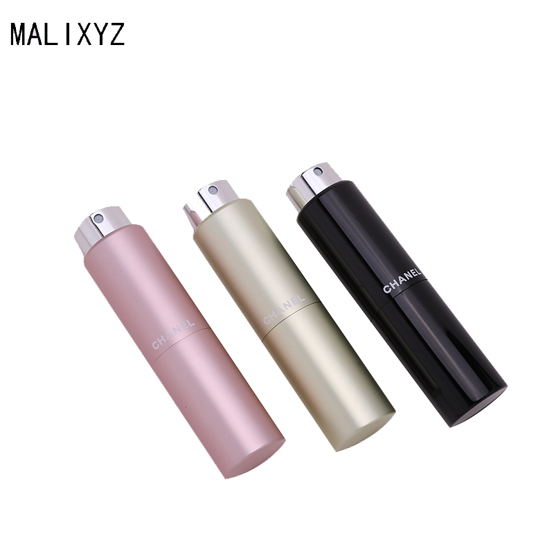 Image 2 - 5ml 20ML Portable Mini Refillable Perfume Bottle With Scent Pump Empty Cosmetic Containers Spray Atomizer Bottle For Travel New-in Refillable Bottles from Beauty & Health