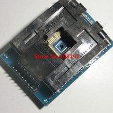 Высокое качество LQFP44 TQFP44 К DIP40 адаптер QFP44 Adpater тестовый блок для AVR ISP интерфейс IC АДАПТЕР программист розетки