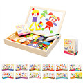 HOT Multifunctional Drawing Writing Board Magnetic Puzzle Double Easel Toys AUG 31