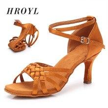 dad49c5a Las nuevas mujeres zapatos de baile latino de salón de baile de Tango  chicas cómodo de
