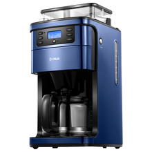 Intelligent Drip Coffee Maker Household Automatic Cafe American Coffee Machine 24H Appointment Burr Grinders Coffee Grinder 1.5L