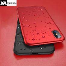 все цены на Ultra-thin Breathable Scrub Hard Case For iPhone 11 Pro X XR XS MAX Shockproof Matte Protective Cover For iPhone 7 8 6 6s Plus