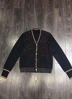 Новинка 2018 Высокое качество модные свитера для подиума летние Для женщин s Роскошные брендовые Женская одежда A0249