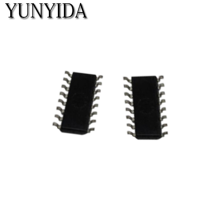 20PCS SMD 74HC595 74HC165 74HC164 74HC132 74HC123 74HC32 74HC14 74HC04 74HC00  SOP-in Integrated Circuits from Electronic Components & Supplies