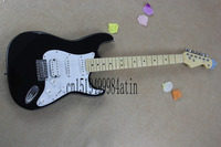 Free Shipping Newest Stratocaster Custom ST Electric Guitar In Stock High Quality HOT @4