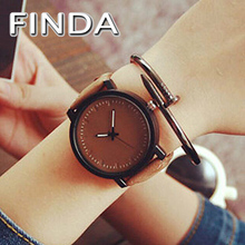 Quartz Watch Women Watches Brand Luxury New 2017 Female Clock Wrist Watch Lady Quartz-watch Montre Femme Relogio Feminino LBY