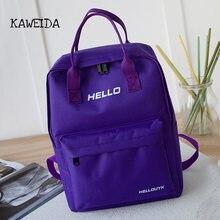 5d6be31553c0 Для женщин Kanken Классический рюкзак mochila студент ноутбук сумка 2018  большой grande Путешествия плеча школьные сумки