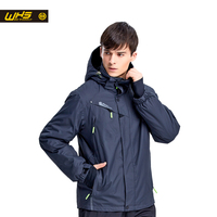 WHS New Men Ski Jackets Brands Outdoor Warm Snowboard Jacket Coat Male Waterproof Snow Jacket Man