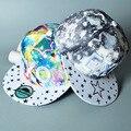 2016 нью-sky цвет бейсболки мода женщина мужчина женщины поп панк шляпу