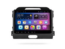 9″ Quad-core 1024*600 HD screen Android 6.0 Car GPS radio Navigation for Kia Sportage 2011-2016 with 4G and Wifi,DVR,1080P