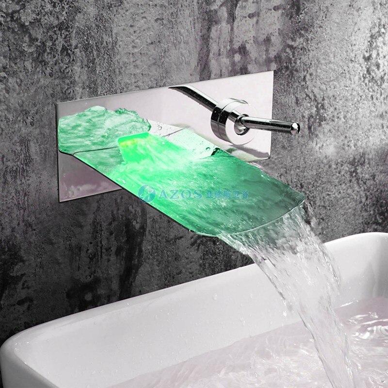 Accesorios de baño Grifo Cocina De Lujo Chapada En Baño Grifo Grifo Para Lavabo Mezclador De Jade Y Latón Grifo Bronce Cuarto De Baño Grifo Grifo De Baño Fregadero De Lujo
