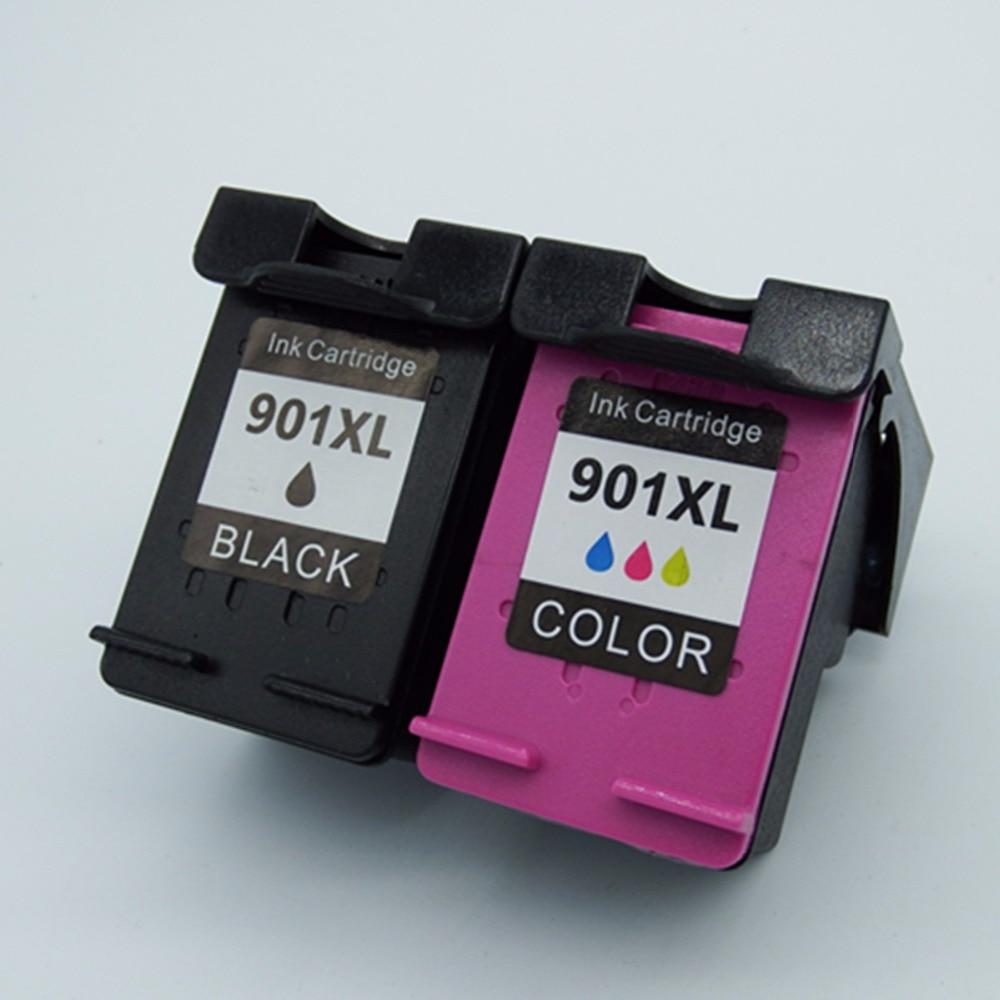 Tintenpatronen Für HP 901 XL HP901 HP901XL 901XL OfficeJet J4540 J4580 J4600...