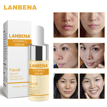 LANBENA Vitamin C Whitening Serum Hyaluronic Acid Face Cream Snail Remover Freck
