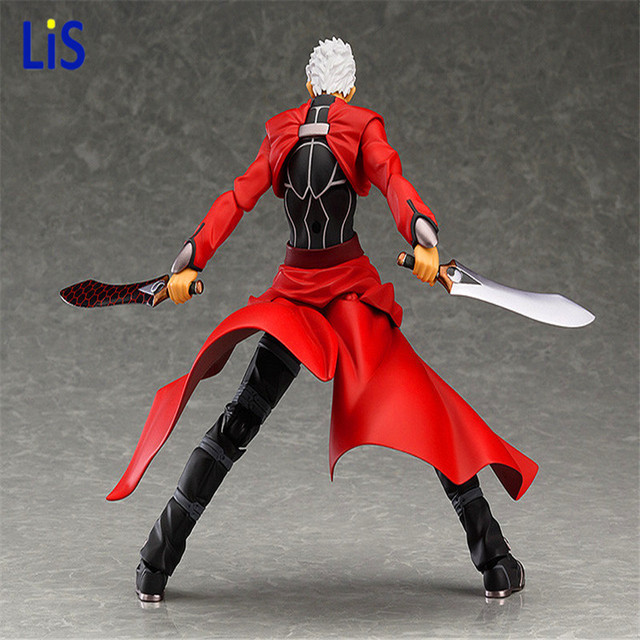 Anime figma 223 Fate/stay night Archer PVC Action Figure Collectible Model Toy 17cm Q042 4