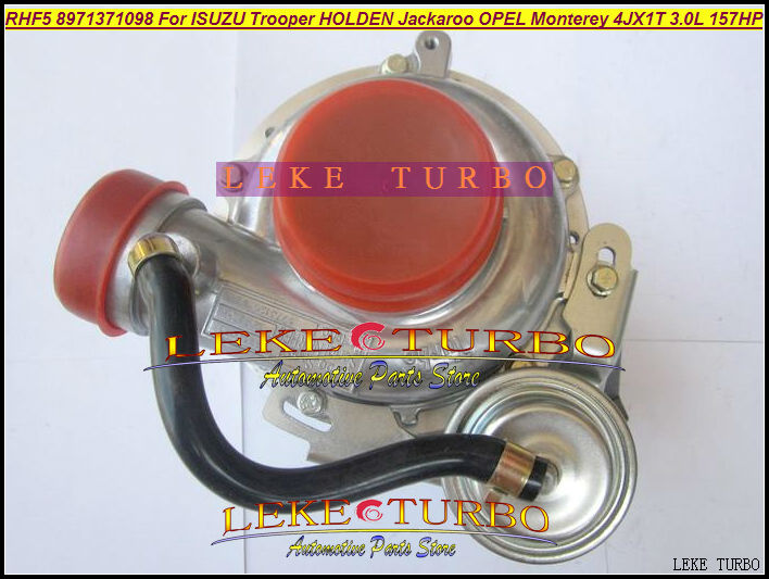 Free Ship RHF5 8972503640 8972503641 8972503642 Turbo Turbocharger For ISUZU Trooper Jackaroo For OPEL Monterey 3.0L 4JX1T 3.0L free ship turbo rhf5 8973737771 897373 7771 turbo turbine turbocharger for isuzu d max d max h warner 4ja1t 4ja1 t 4ja1 t engine